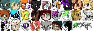 Icon request batch #1 by Skoryx