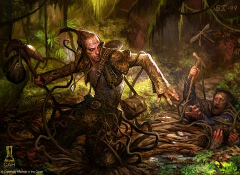 Marsh Casualties by Concept-Art-House