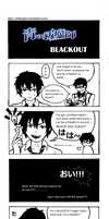 Ao no Exorcist BLACKOUT by ShitsujiAria