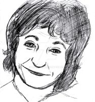 Mork5 Young Robin Williams by mr-grump