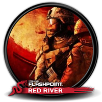 Flashpoint Red River Icon by Komic-Graphics