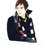 Chuck Bass Draw by susanasussie97