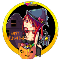 Happy Halloween 2011 by Heartsu