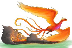 Phoenix - VIIstar Entry by Cold-Creature