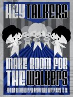 TALKERS AND WALKERS by keppz