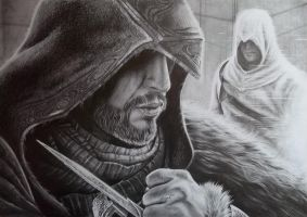 Assassin by Angua33