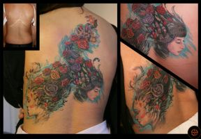 back scar cover by piotrszot