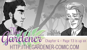 The gardener - Chapter 4 page 13 by Marc-G
