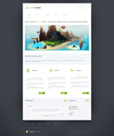 Carey Solutions Wordpress Theme by Bob-Project