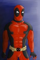 DeadPool.The beginning of the series. by Mashak-B