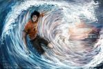Son of Poseidon by jasric