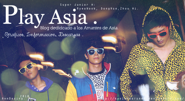 Banner Play Asia by KyoLovesRamen