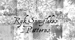 Ryk_Snowflake_Patterns brushes by Rykan