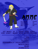 Door Sprites - Anne by Probable-Futures