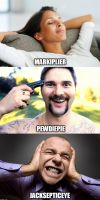 Youtuber and their voice by aiko-sweetgirl