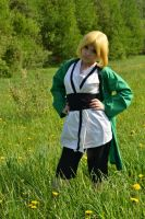 Cosplay Tsunade by Princess-Ailish
