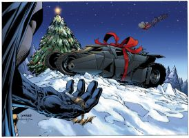DC X-mas Card by sinccolor