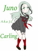 Juno Carling A.K.A J.C by NerdFunction