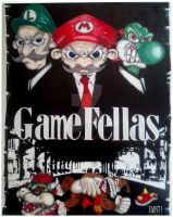 GAME FELLAS  by FAUST by FAUST76