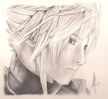 Cloud strife by Ventus74