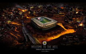 welcome to hell by meteilhan