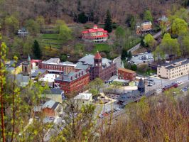 Small Town America by RealityIntolerant