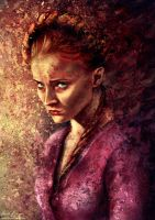 Sansa Stark by VarshaVijayan