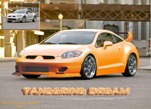 2006 Mitsubishi Eclipse Custom by GTRACER65
