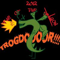 Year of the TROGDOR by akemiusagi