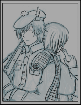 APH Auld Alliance WiP 4 by Vamprincess-Noa