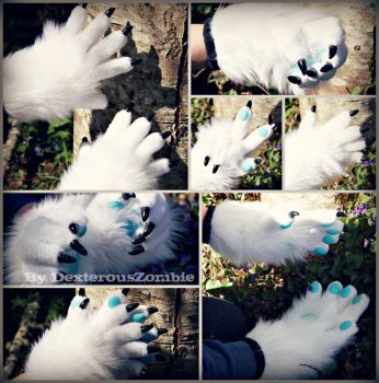 Sirion Handpaws - CMSH by DexterousZombie