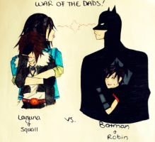 Daddy WARS by The-KOKO-Empire