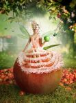 Apple Elf by CindysArt