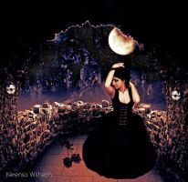 GOTHIC PRINCESS by KerensaW