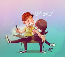 love bite by numbo