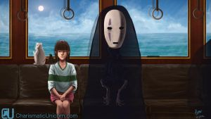 Spirited Away by GloriousRyan