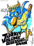 Turkey Volume Guessing Man by ToddNauck
