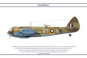 Blenheim GB 30 Sqn by WS-Clave