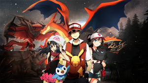 Pokemon Wallpaper 1920x1080 by S4ii