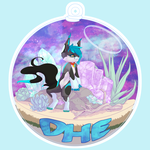 COM - Dhe Tararribadge by TrashBambi