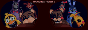 Five Nights At Freddy's 2 by OniTime