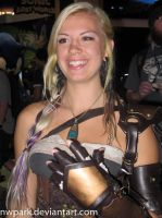 Pax 2013 Steam Punk Girl by nwpark