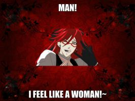 Grell Meme by kayleyster