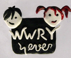 WWRY badge Tony and Hannah by Ewanecka