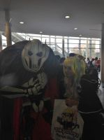 Siany and General Grievous 2 by QuackersQ