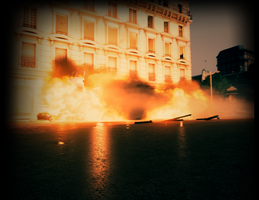 BF3 Explosion by Eiglew