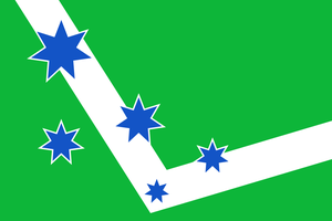 Flag of the Great Lakes by NikNaks93