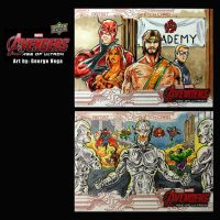 Age of Ultron by shaotemp