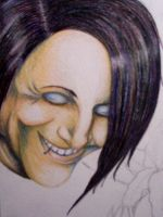 Davey Smile - WIP by DragonsLust