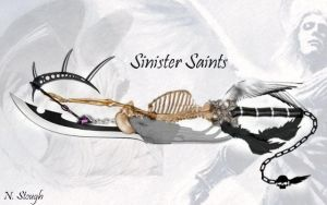 Sinister Saints by OnyxChaos